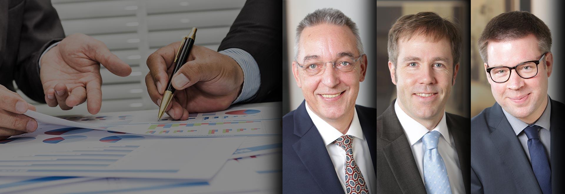 Fachanwälte für Restrukturierung, Sanierung und Insolvenz in Braunschweig