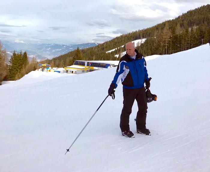 Versicherungsrecht Skiunfall Rekonstruktion